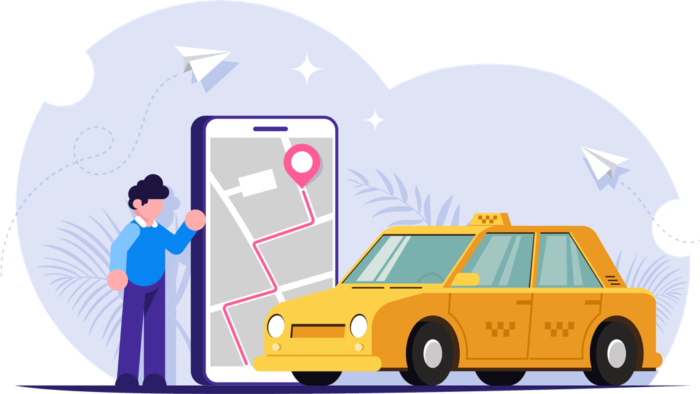 Hava Taxi Booking App Clone That Helps To Kickstart Your Ondemand Taxi Hailing Business In Kenya ...