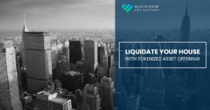 Tokenization of Commercial Real Estate Asset