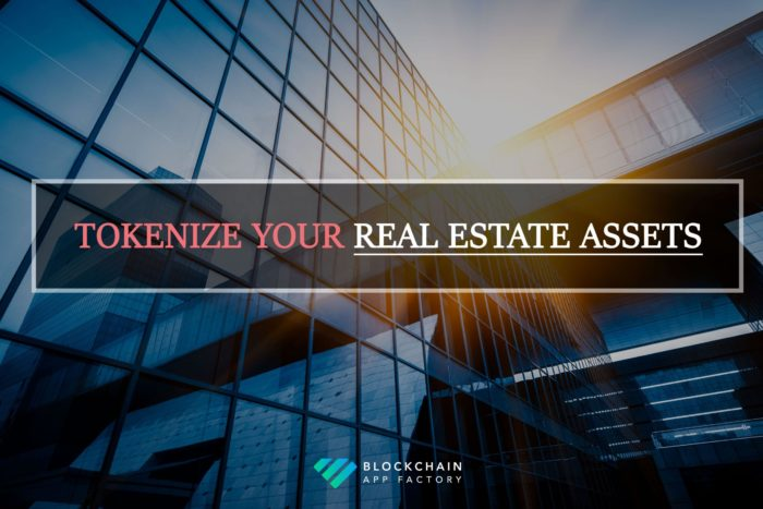 Tokenize Your Real Estate Assets: A Brief Note