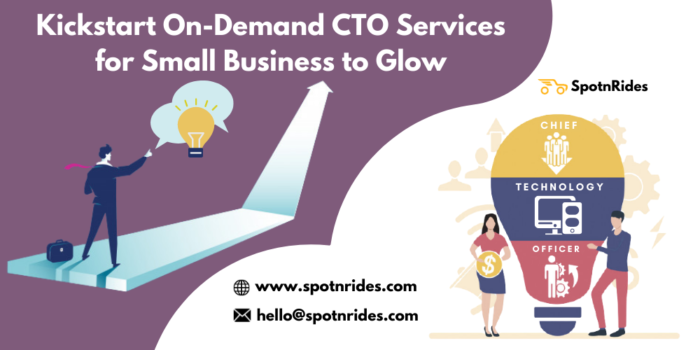 Kickstart On-Demand CTO Services for Small Business to Glow