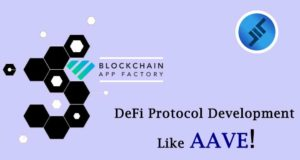 Launch a DeFi Protocol like Aave and stake your claim in the DeFi space