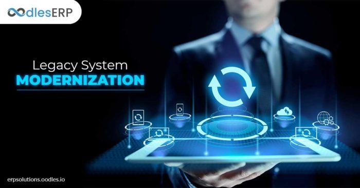 Legacy App Modernization: Making Your Enterprise Systems Future-Ready