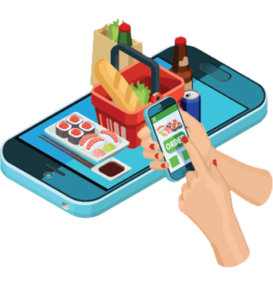 MAF Carrefour Clone App – Make Your Customers Grocery Shopping A Great One