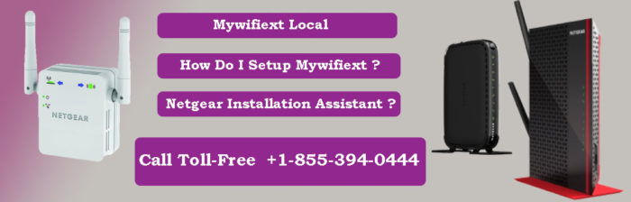 Mywifiext Local | Mywifiext.local not working