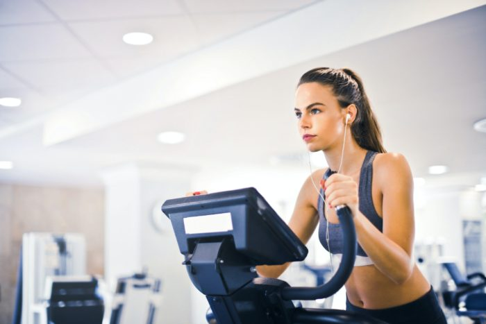 How can fitness company survive with technology solution?