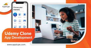Udemy Clone- Captivate wider users by Developing a Robust app for Tutoring Services