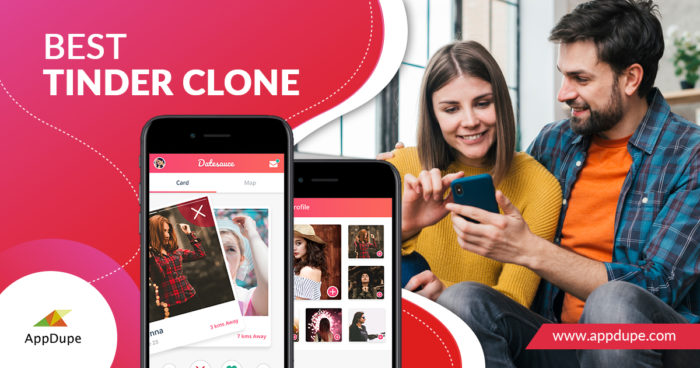 Find 'the one' with our Tinder Clone Enriched with Intuitive Features
