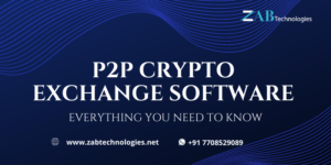 P2P Crypto Exchange Software