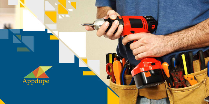 Make your handyman services more prominent with our app solution