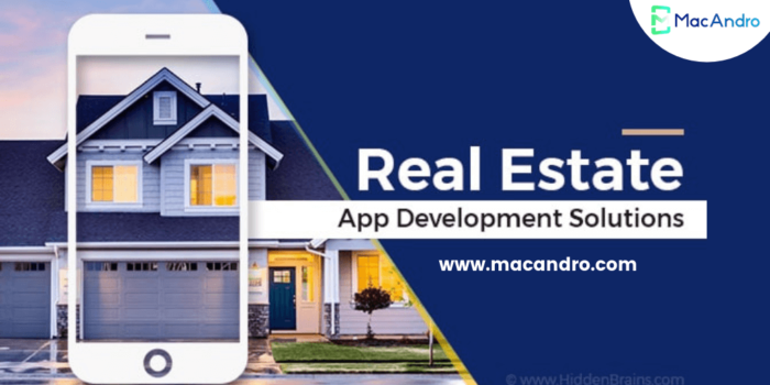 Real Estate Mobility Solutions To take Your Business to Digital Platform | MacAndro