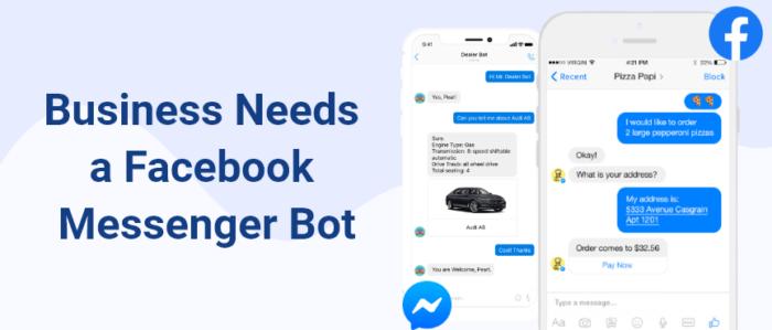 Reasons Your Business Needs a Facebook Messenger Bot
