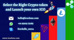 Select the Right Crypto Token | Token Development Services