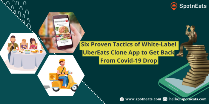 Six Proven Tactics of White-Label UberEats Clone App to Get Back From Covid-19 Drop