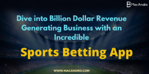 Get Advanced Sports Betting Game App Integrated with Crypto Betting Features