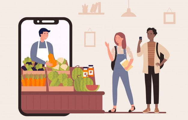 Spring Up Into The Lucrative Online Grocery Delivery Industry With The Leading Edge Grocery Deli ...