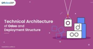 Technical Odoo Architecture and Deployment Structure at Server