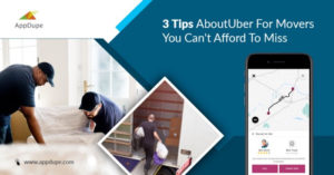 3 Tips For Uber For Movers You Can't Afford To Miss – On-demand apps
