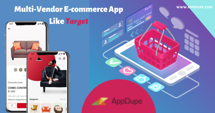 Launch a Rewarding Multi-vendor Ecommerce app like Target built with key Features