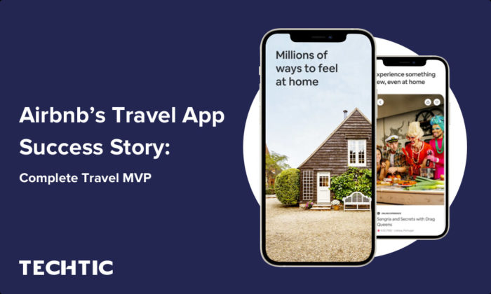 Airbnb's Travel App Success Story: Complete Travel MVP