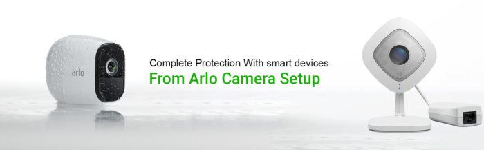 Arlo Camera Setup | Netgear Arlo Security Camera Setup