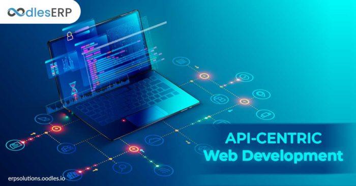 Benefits of API-centric Web Application Development