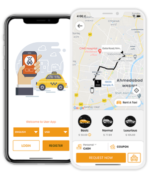 Curb Clone App  – Help Rebuild The City With Taxi App In The US