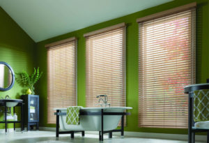 Custom Faux Wood Blinds Ontario