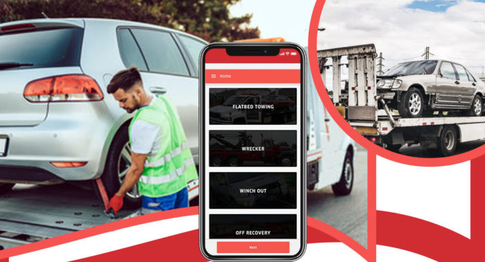 Determining the necessity of utilizing a towing service app – Helps For Tech An on-demand roadsi ...