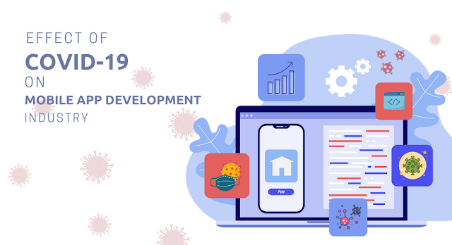 Effect of COVID-19 On Mobile App Development Industry