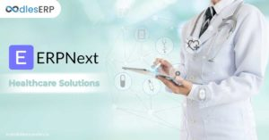 ERPNext Application Development For The Healthcare Industry