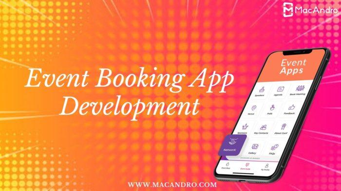 Event Management App Development | Create Event Planning App