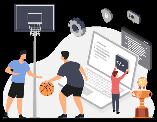 Fantasy Basketball App Development | White-Label Fantasy Basketball Software