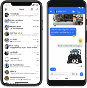 How to Make a Really Secure Messaging App Similar to Signal?  In this article, find out prominen ...