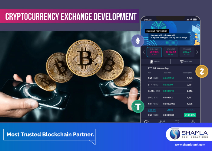 It's The Time To Create Your Own Crypto Exchange And Optimize It