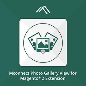 Mconnect Photo (Image) Gallery View Extension for Magento 2 helps you to display the unlimited n ...