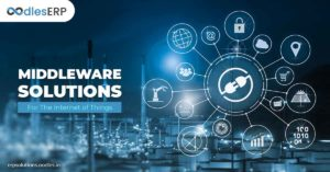 Middleware Application Development To Overcome IoT Challenges