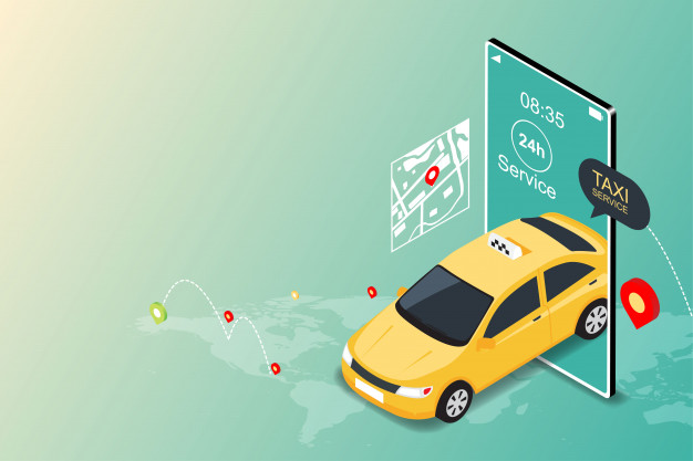 How can an app like Uber taxi up your Own business?