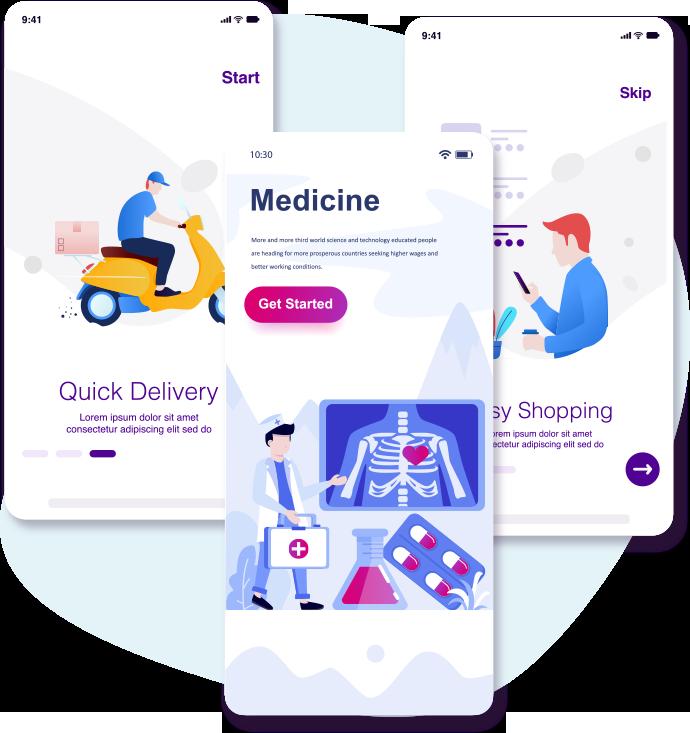 Online Shopping App Development Company India – Lilac Infotech