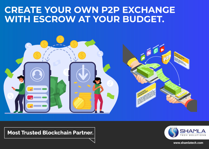 P2P TRADE: WHY DO YOU NEED ESCROW WHEN YOU CREATE BITCOIN EXCHANGE OF YOUR OWN?