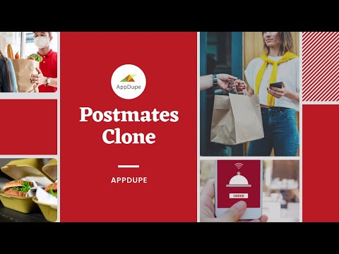 Postmates Clone | Hungerstation Clone | Multiple On-demand Services On One App – YouTube