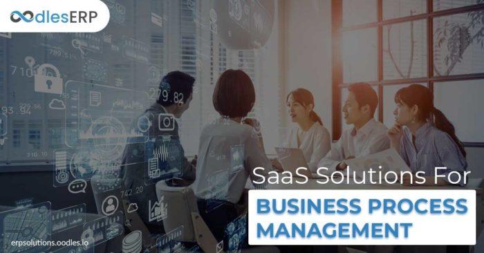 SaaS Software Development Services For Business Process Management