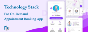 Technology Stack For OnDemand Appointment Booking App. Our contemporary technology stack and exp ...