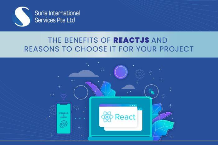 ReactJS development company can make feature-rich enterprise apps using this robust framework. H ...