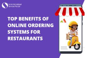 Top Benefits of online ordering systems for restaurants