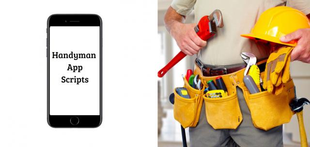 Top 10 Handyman App Scripts for your On-Demand Handyman Business Venture