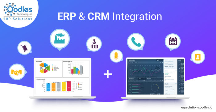 Top Reasons For Integrating ERP CRM | ERP and CRM integration