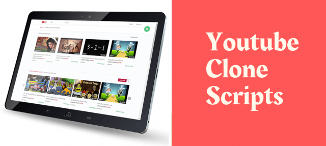 Top 10 Youtube Clone Script for Your Video Streaming Business
