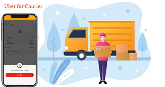 An efficient algorithm to ensure quick navigation through courier services app