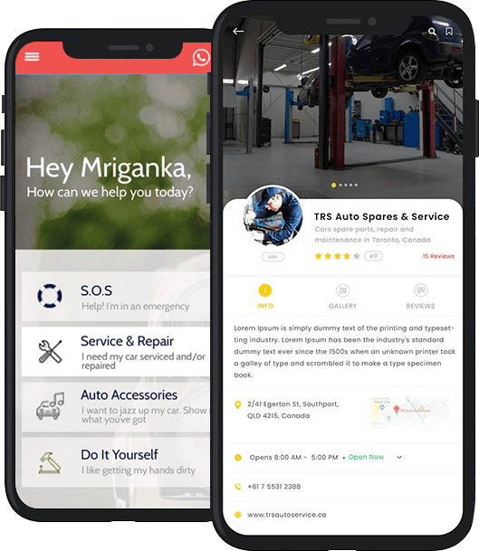 Uber for mechanics| Launch On- demand app with streamlined workflow  If you want to book a cab,  ...