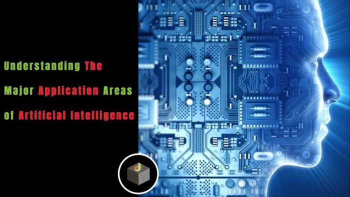 Here Know and Understanding About The Major Application Areas of Artificial Intelligence (AI)